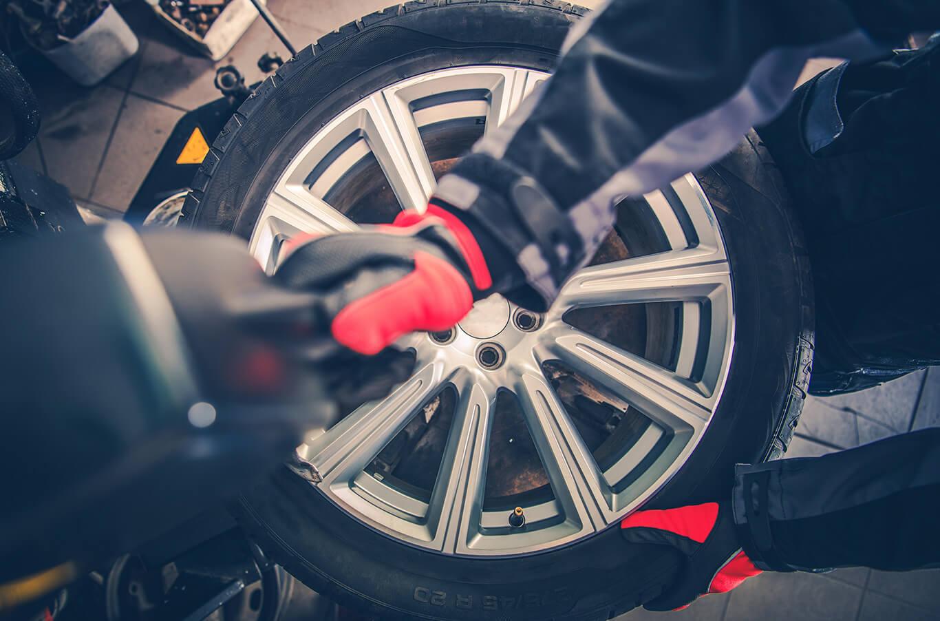 vymena pneumatik